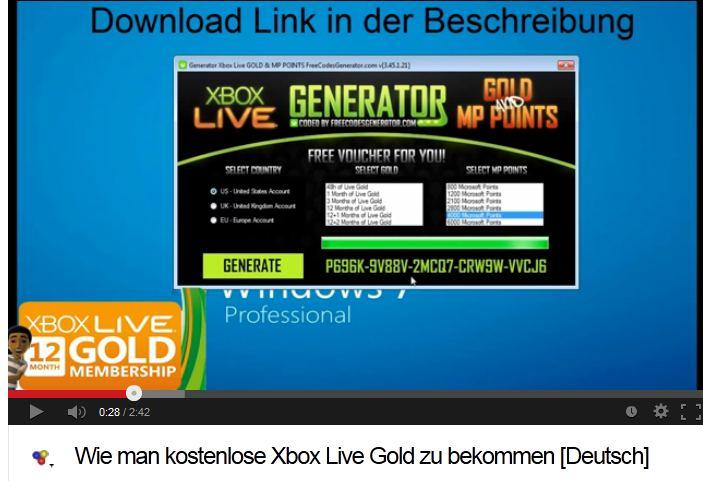 Gold 2018 deutsch xbox live code kostenlos Train Driver