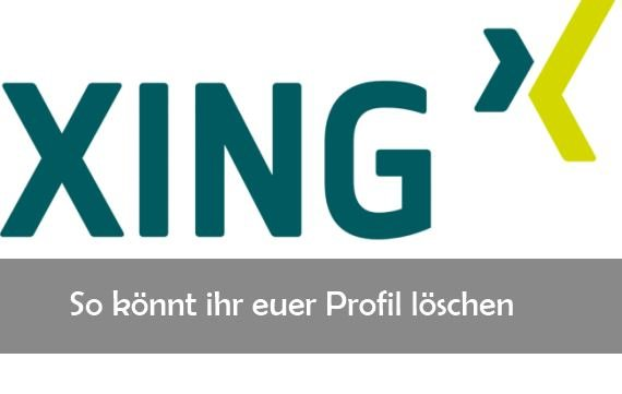 XING Profil löschen: Hier lässt sich der Account entfernen