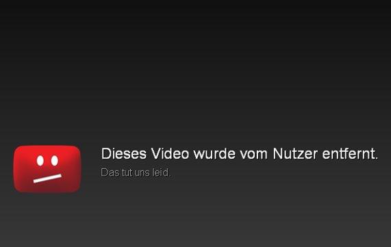 YouTube-Videos löschen: Wenn's dann doch weg soll (Anleitung)