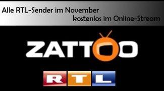 Zattoo: Kostenlos RTL im Stream sehen
