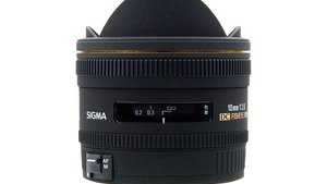 Sigma 10 mm F2,8 EX DC Fisheye HSM