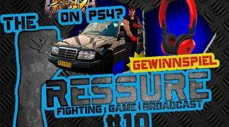 The Pressure #10: Ultra Street Fighter 4 für PS4? (+Gewinnspiel)