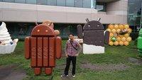 Ein Besuch bei Google und im Silicon Valley: Jetzt mit etwas fadem Beigeschmack