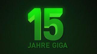 15 Jahre GIGA: Gestern, heute, morgen – Unser Toast auf das große Jubiläum