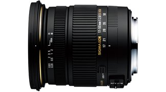 Sigma 17-50 mm F2,8 EX DC OS HSM