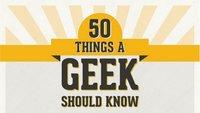 Test: Wie viel Geek steckt in euch? (Infografik