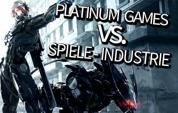 Die Könige von Japan: Platinum Games VS. Spiele-Industrie