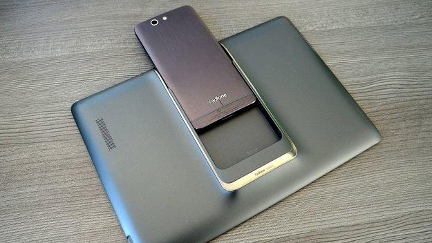 ASUS new PadFone A86 im Test: Aller guten Dinge sind vier