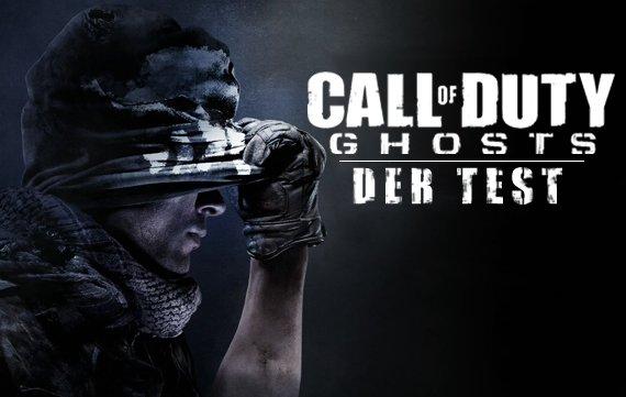 Call of Duty Ghosts Test: Hunde, Fische und orbitale Verteidigungsraketen (+Gewinnspiel)