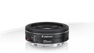 Canon EF 40mm 1:2,8 STM