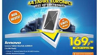 Lenovo IdeaTab A3000-H für 169,00 Euro bei Euronics