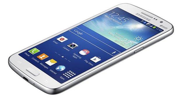 Samsung Galaxy Grand 2: Note-Klon ohne Stylus