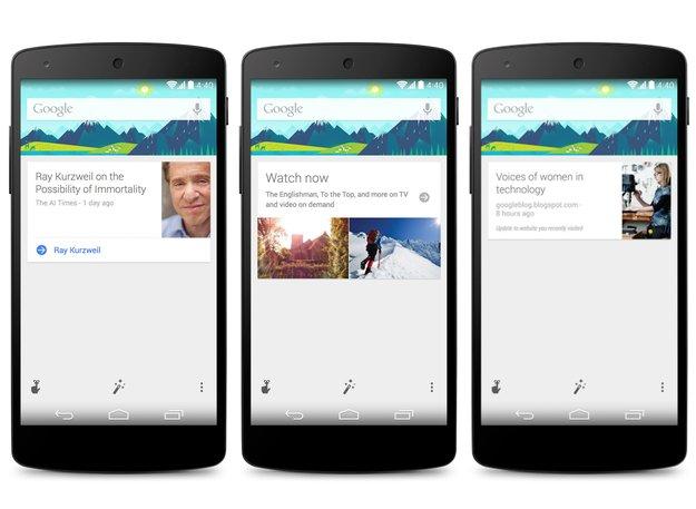 Google Search-Update 3.1.8 bringt neue Karten und mehr! (Update)