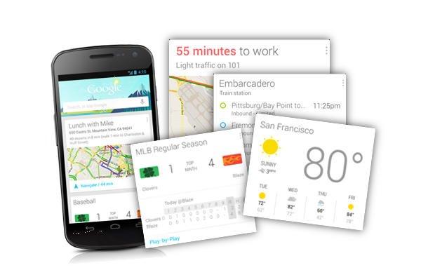 Google Now: Termin-Erinnerung jetzt auch in Deutschland & US-Update