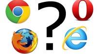 Browserverlauf löschen: So geht es bei Firefox, IE, Chrome und Android