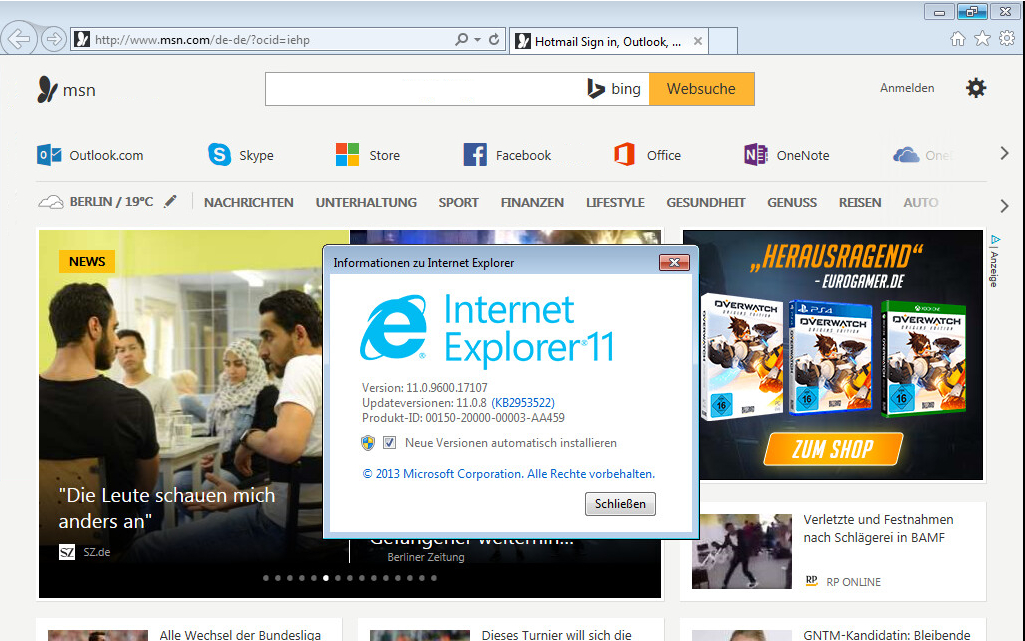 download internet explorer 10 for windows 7 32 bit free