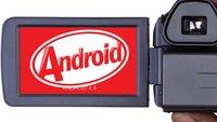 Android 4.4: So werden Videos vom Bildschirminhalt aufgenommen