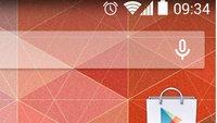 Android 4.4 KitKat: Warum die Statussymbole weiß und statisch sind