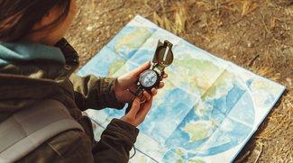 Kompass-App: Die besten Orientierungshilfen für Android - immer der Nadel nach