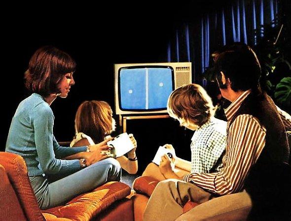 Treffen der Generationen: Die Geschichte der Spiele-Konsolen – Teil Eins