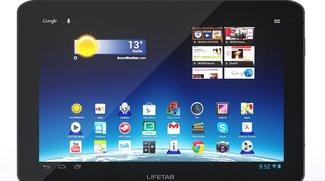 ALDI-Tablet: Quad Core-Zehnzoller Medion Lifetab E10316 ab nächster Woche für 179 Euro erhältlich