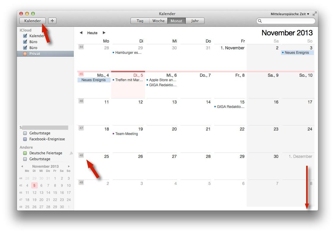 Atemberaubend Kalendervorlage Mac Seiten Ideen - Entry Level Resume ...