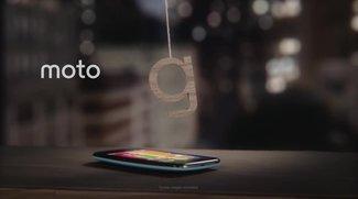 Motorola Moto G mit LTE: Verkaufsstart in Deutschland