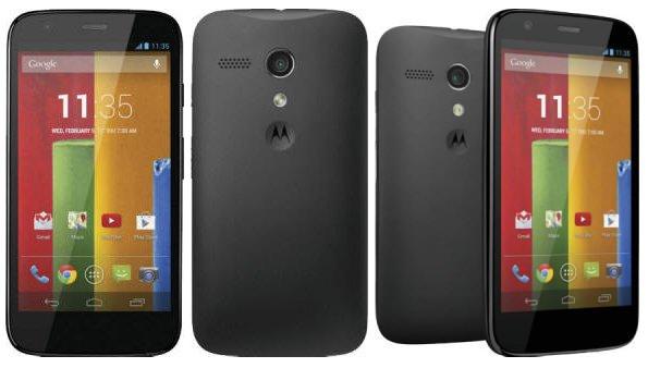 Motorola Moto G: Zusammenfassung der Features und des Live-Events