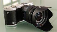 Samsung NX300 - Retrodesign trifft auf überzeugende Technik - Praxistest