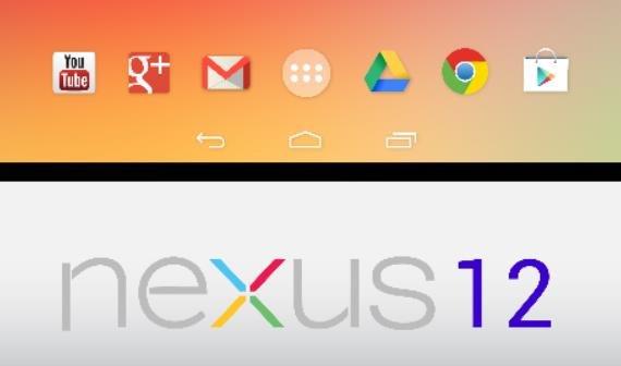 Nexus 12-Konzept – Braucht man ein so großes Tablet?