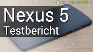 Nexus 5 im Test: Evolution statt Revolution