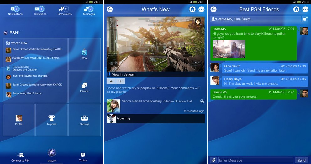 PS4-App-Screens