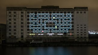 Weltrekord: So groß war Videospiel-Ikone Pac-Man noch nie
