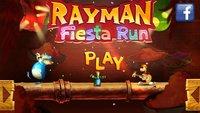 Rayman Fiesta Run: Rennt jetzt durch den Play Store