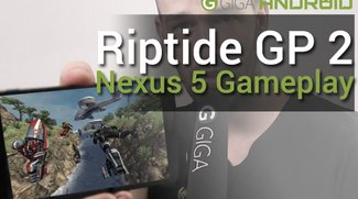 Riptide GP2 - Nexus 5 Gameplay