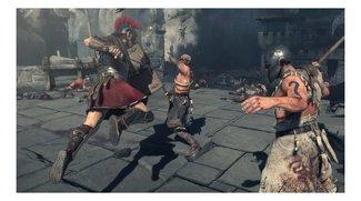 Ryse – Son of Rome: Microsoft kündigt DLCs an