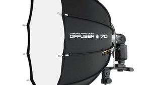 SMDV DODECAGONAL 70cm Softbox