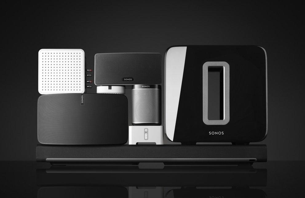 SONOS Produkte (Quelle: Hersteller)