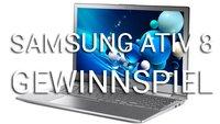 Wir verschenken ein Samsung ATIV 8 Notebook (Gewinnspiel beendet)