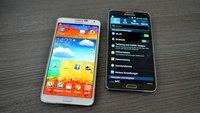 Samsung Galaxy 2014: Größere Tablets, mehr Phablets