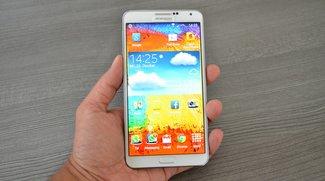 Samsung Galaxy Note 3 im Test: Ledernacken mit Stylus