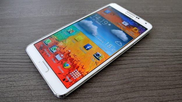 Samsung Galaxy Note 3: XXUFNF4-Update bringt KNOX 2.0, Download-Booster und Kindermodus [Update: ODIN-Download]