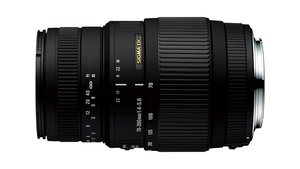 Sigma 70-300 mm F4,0-5,6 DG Makro