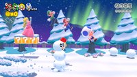 Super Mario 3D World: Jede Menge Eindrücke des Wii U-Titels im Launch-Trailer