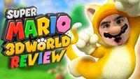 Super Mario 3D World Test: Endlich wieder genial!