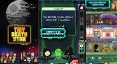 Star Wars - Tiny Death Star: Kostenlos in den Play Store geschwebt