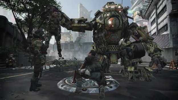 Titanfall: Gameplay-Szenen aus der Closed-Alpha geleaked