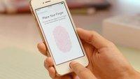 Touch ID: Patentantrag beschreibt weitere Einsatzgebiete
