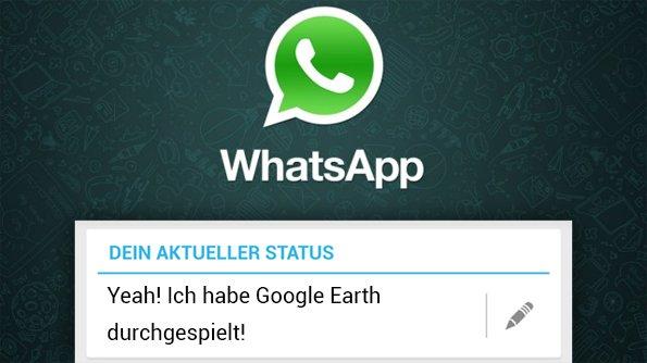 Chef Schreibt Whatsapp