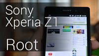 Sony Xperia Z1 [Root Anleitung]
